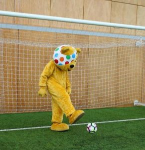 Children in Need football match